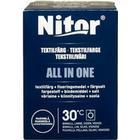 Nitor Textilfärg All In One, 230 g, marinblå