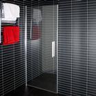 Duschvägg Arrow Door-Klarglas-100 cm