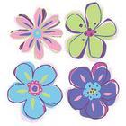 Wallsticker Doodle Flowers