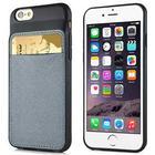 Super Fancy Cover til iPhone 6/6S - Sort/Grå