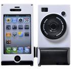 3 i 1 Camera Case (Hvid)