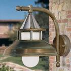 Rustik Antique væglampe til udendørs brug