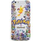 iPhone 6 Plus / 6s Plus Pokémon Go Gennemsigtigt TPU Cover Monster Family