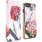 Ted Baker EMMARE Mirror Folio Case for iPhone 8 Plus / 7 Plus - Palace Gardens