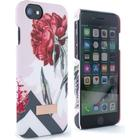 Ted Baker DODIE Soft Feel Hard Shell for iPhone 8 / 7 - Palace Gardens