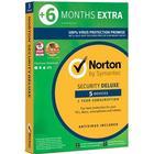 Symantec Norton Security Deluxe 3.0 Nordic 18 måneder 1 bruger 5 enheder Boks (21371933)
