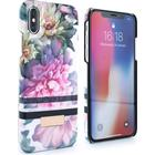 Ted Baker LINORA Soft Feel Hard Shell for iPhone X - Painted Posie