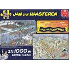 Jumbo Winter Fun 2x 1000 Pieces