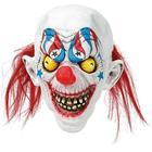 Hisab Joker Latex Mask Clown with Teeth