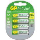 Prylgrossen GP Recyko AA/R6 NiMH laddningsbart 4-pack