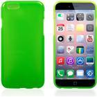 iPhone 6/6S TPU cover. Grøn.