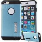 Gearbest Stand Design PC and TPU Material Back Cover Case for iPhone 6 Plus - 5.5 inches