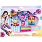 Joy Toy  AG Joy Toy 93755 - Soy Luna Haarschmuckset in toller Geschenkverpackung, 18 Stück, bunt