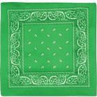 Bandana Grön