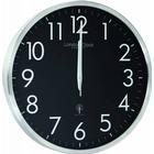 London Clock Company RC Wall Clock - Black
