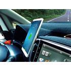 Trådløs lader bil med Magnetholder for Mobiltelefon