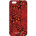 Gestuz, Cover Iphone 6, Red Leopard