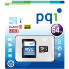 pqi Micro Sd Minneskort 64 Gb