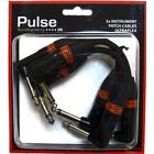 Pulse Patchkabel 15cm 3-pack Tele/Tele