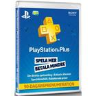 SCEE PSN Plus Card 3m Subscription SE (PS3/PS4/Vita)