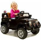Elbil Azeno Duster Jeep Svart