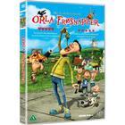 Orla Frøsnapper - DVD - Film