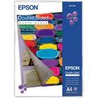 EPSON Fotopapper Matt Dubbelsidigt  A4 50 ark 178 g S041569