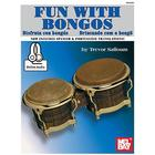 Trevor Salloum: Fun with Bongos (Book/Online Audio)