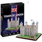 Tower of London 3D puslespil - 40 brikker