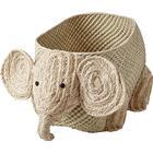 Rice Förvaringskorg Elefant