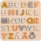 Kids Concept ABC Wooden Pussel