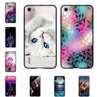 For Huawei Honor 4A 4C 4X 5A 5C 5X 6 Case Black Cover Soft Silicone For Honor 6 6C Case For Huawei Honor 4C 6 5A 6C Phone Cases