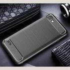 For LG Q6 Case For LG Q6 Back Cover Luxury Carbon Fiber Silicone Phone Cases For LG Q6 Case Cover For LG Q6 Alpha Q6A M700 5.5