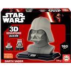 Educa 3D Sculpture Puzzle Darth Vader 160 Pieces