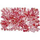 Övriga Tillverkare Seed Beads 3 mm - Cerise Kärna - 25 gram