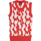 CALVIN KLEIN 205W39NYC Knitted Vest