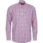 Barbour M's Bruce Tailored Fit Pink