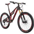 Intense Spider 275C Factory Build Enduro Mountain Bike - 2017 - Black / Red / Large