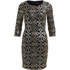 VILA VIBEADY 3/4 DRESS