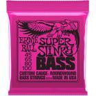 Ernie Ball Slinky Nickel Wound Basstrenge, Bas-guitar Super Slinky 045-100