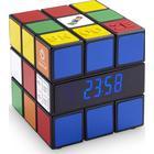 Bigben Interactive RR80RUBIKS Uhr Digital Mehrfarben Radio