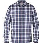 Fjällräven Singi Flannel Shirt LS Uncle Blue