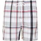 MONCLER Madras Swim Shorts