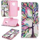 Samsung Galaxy S9 Cover m. Pung Colorful Tree