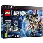 Warner Brothers LEGO Dimensions: Starter Pack /PS3