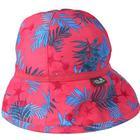 Hatt Kids Yuba Hat Girls Hot Pink All over Bucket -Jack Wolfskin
