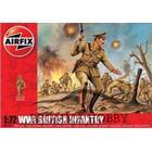 Brittiskt Infanteri (WW I)