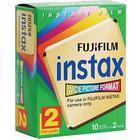 Film Instax Wide 2-pack