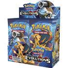 Pokémon XY - Evolutions Booster Display