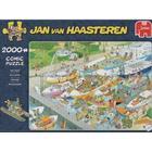 Jumbo Jan Van Haasteren The Locks 2000 Pieces